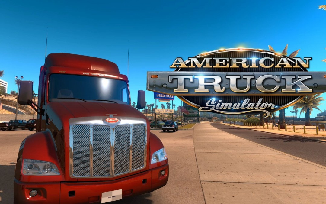 American Truck Simulator – experience American authentic driving