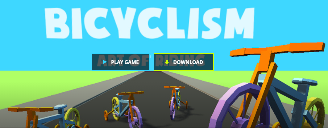 Bicyclism EP review – have fun with friends and bicycles