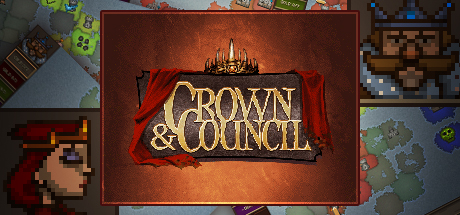 Crown and Council review – new free strategy game from Mojang on Steam!